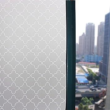 Amazoncom Vogue Carpenter Decorative Privacy Windows Film - Window clings for home privacy