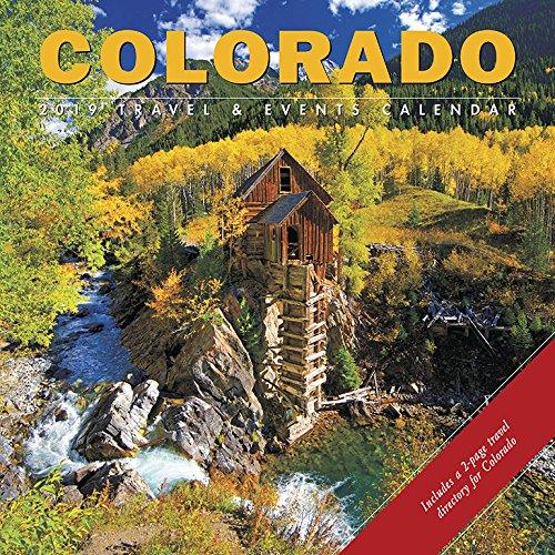 Colorado 2019 Wall Calendar