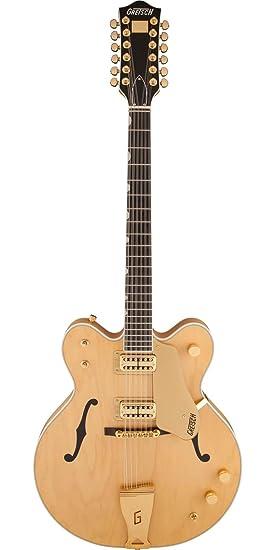 GRETSCH guitarra G6122 - 12 Chet Atkins Country Gentleman Semi ...