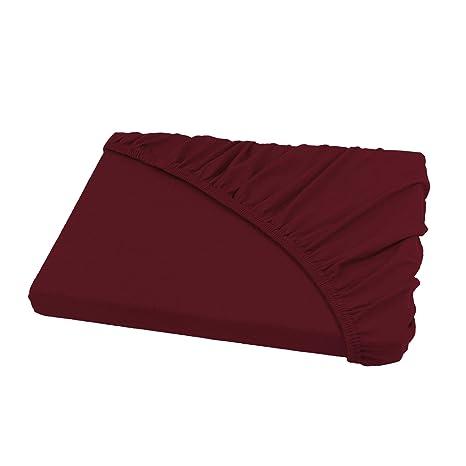 Sábana Ajustable Jersey Timeless - todos los tamaños y colores - 100% algodón - 70