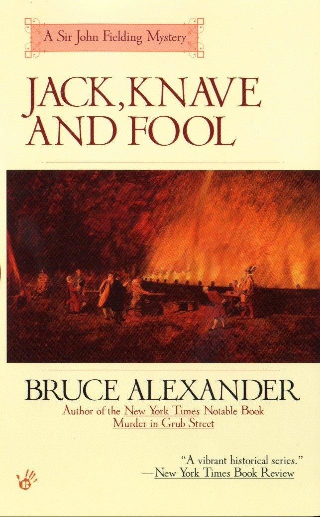 Jack, Knave and Fool (Sir John Fielding, Band 5)