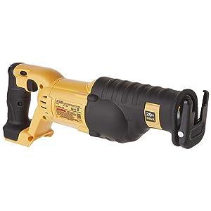 DEWALT 20V MAX Reciprocating Saw, Tool Only (DCS380B)