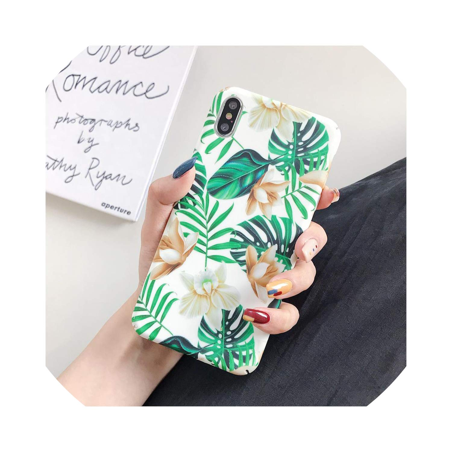 Amazon.com: Luminous Flower Phone Case for Samsung A30 A70 ...