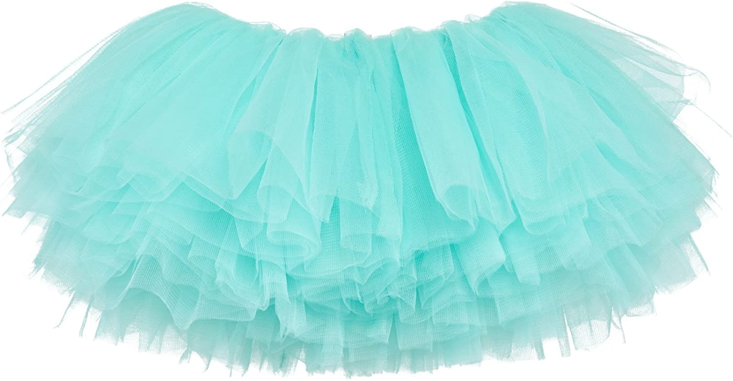 age 3-5 Feathered Skirt andSleeves Headpiece Turquoise blue Girls size small