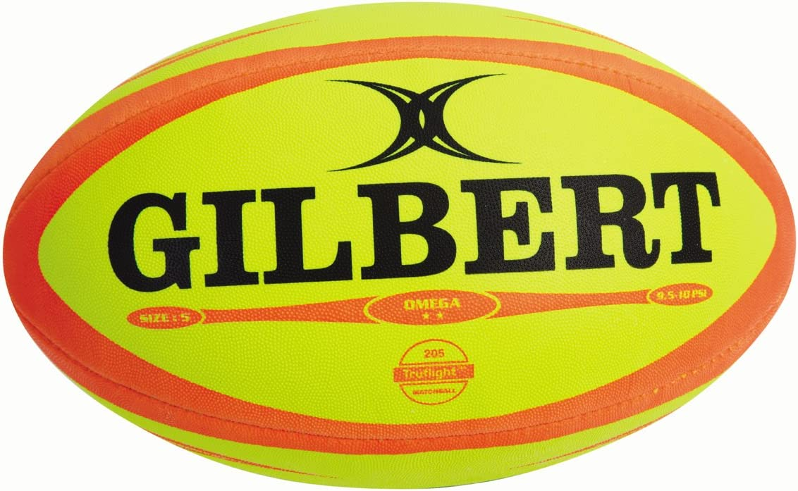 Gilbert Photon Match Rugby Ball (Size 5)