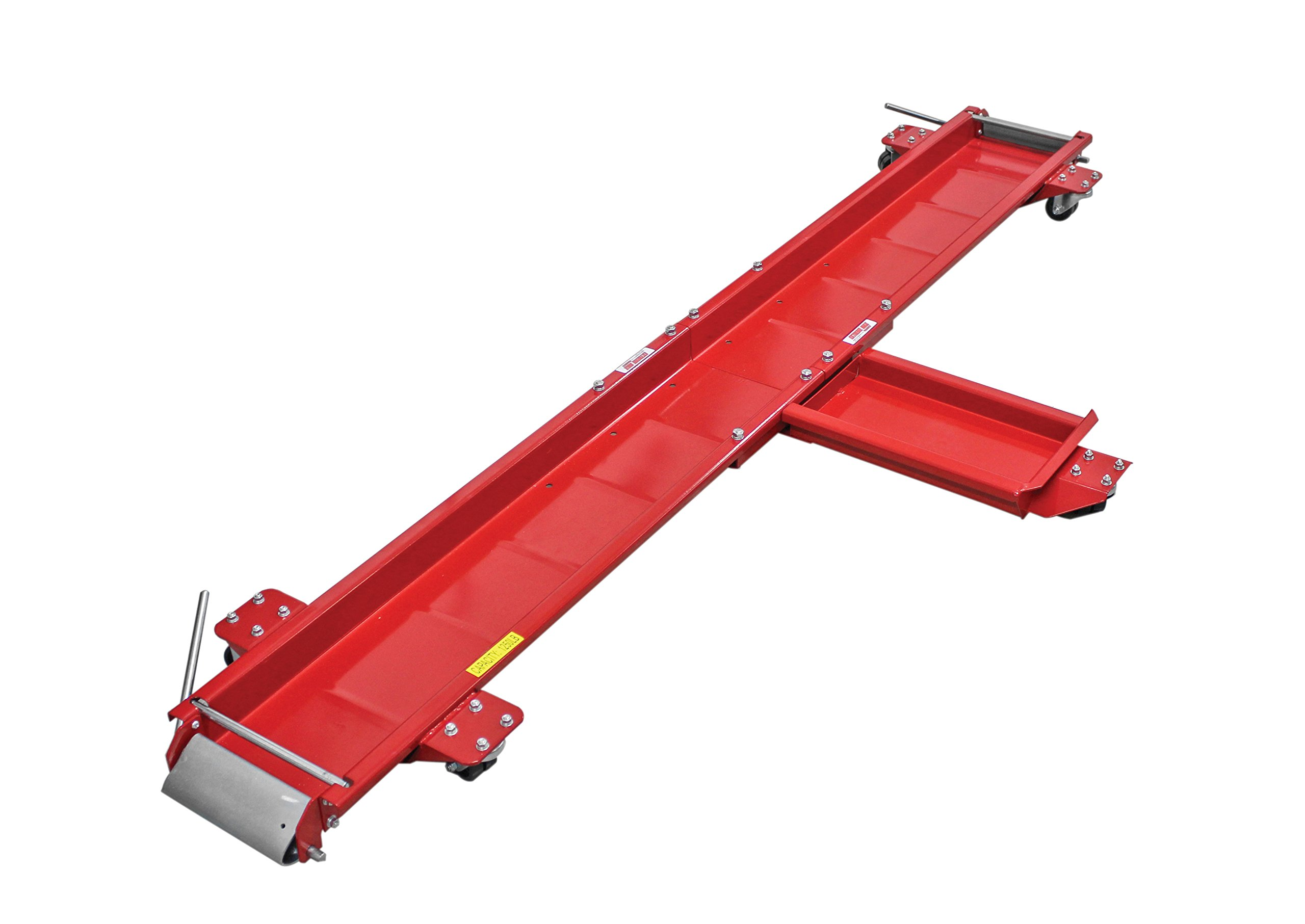 Extreme Max 5001.5108 Motorcycle Dolly 1250 lb. - Extra Long (91'') by Extreme Max