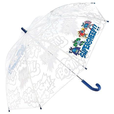 Paraguas kukuxumusu transparente Los Vengadores