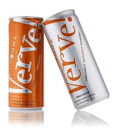 Amazon.com: Verve Energy Drink 8.3 fl. oz., 24 cans: Health ...