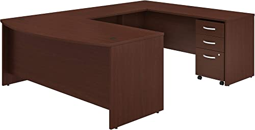 CAF Amish Heavy Duty 800 Lb Mission Pressure Treated Porch Glider with Cupholders 4 Foot, Semi-Solid White Stain