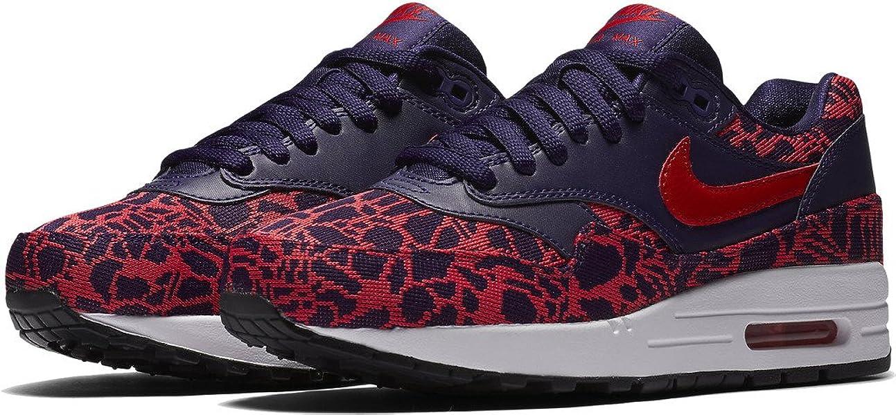 super popular e2093 37483 Amazon.com | Nike AIR MAX 1 JCRD Womens Running-Shoes 819808-400_11 ...