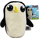 "Jazwares Adventure Time Gunter 6"" Plush"