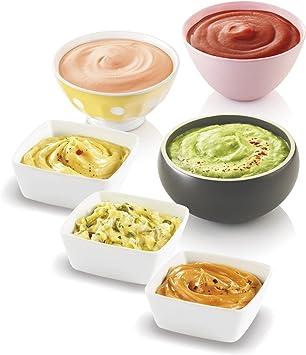 Moulinex DD310110 - Batidora de mano especial para mayonesa, color ...