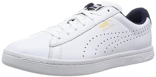 Puma Unisex Erwachsene Court Star Craft S6 Sneaker, Weiß