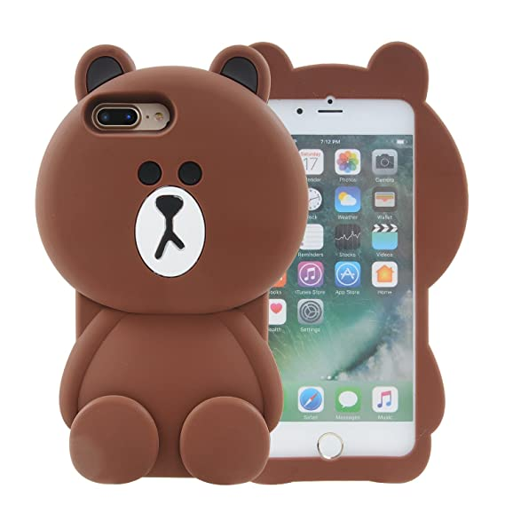 cartoon iphone 8 case