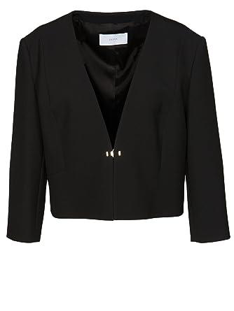 BOSS Hugo Chaqueta de traje - para mujer negro 38: Amazon.es: Ropa ...