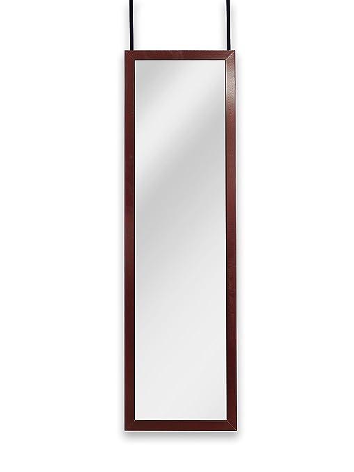 Amazon.com: mirrotek sobre la puerta montado en la pared ...