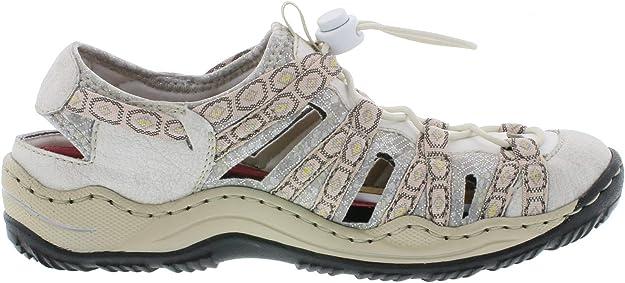 Rieker Damen L0577 18 Sneaker: : Schuhe & Handtaschen 1jFaY