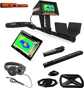 Amazon.com : AJAX DETECTION Primero Metal Detector ...