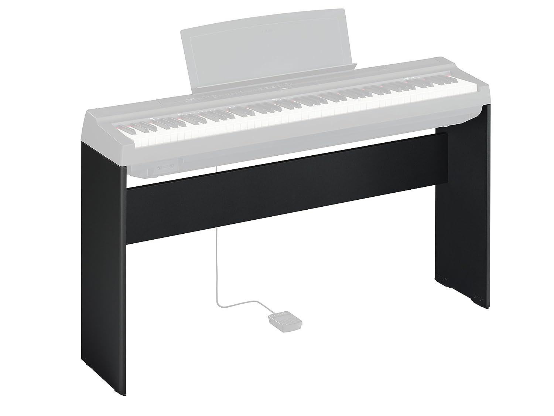 Yamaha L-125B - Soporte piano, color negro: Amazon.es: Instrumentos musicales