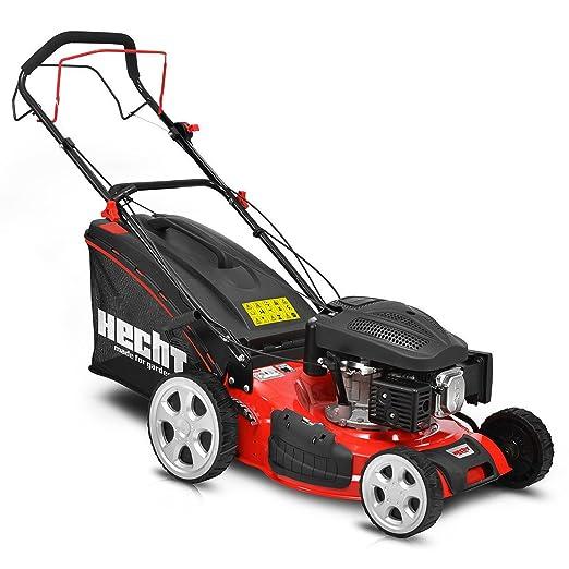 HECHT 547 Cortacésped de gasolina 3,3 kW/4,5 PS Potencia del ...