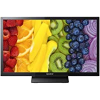 Sony 59.9 cm (24 inches) Bravia HD Ready LED TV KLV-24P413D (Black) (2016 Model)