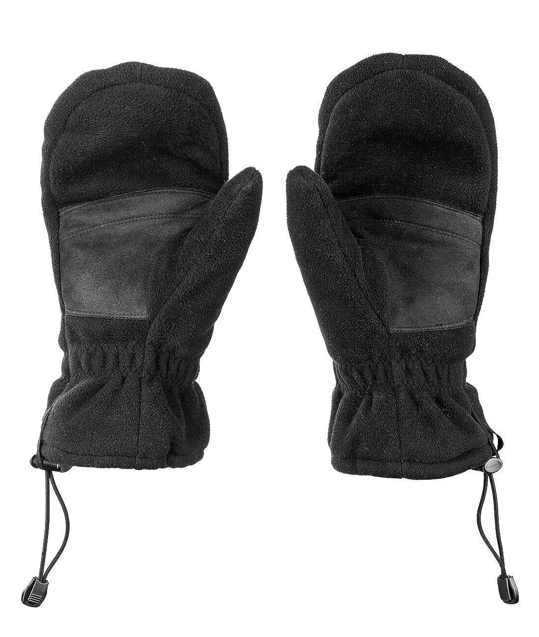 7bae4d796028d3 Fünf Finger Fäustling: Hybrid Winterhandschuh - Unisex - ideal für Freizeit  & Sport - wärmste atmungsaktive Handschuhe: Amazon.de: Bekleidung