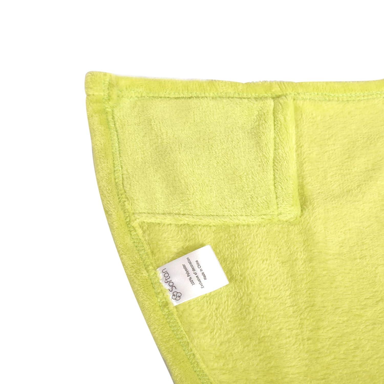 serviette de bain pour b/éb/é plaid animal Couverture /à capuche