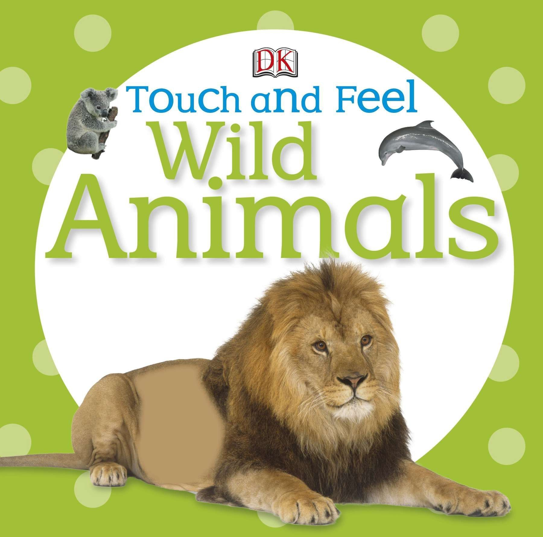 amazon touch and feel wild animals touch feel dk mammals