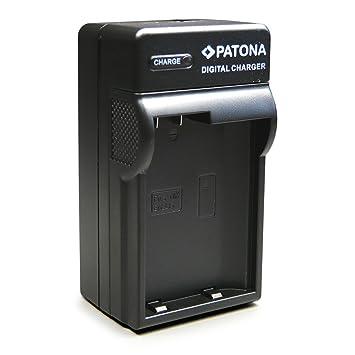Patona - Cargador para Nikon 1 V1, D600, D800, D800E, D7000, D7100 y otras (equivalente a EN-EL15)