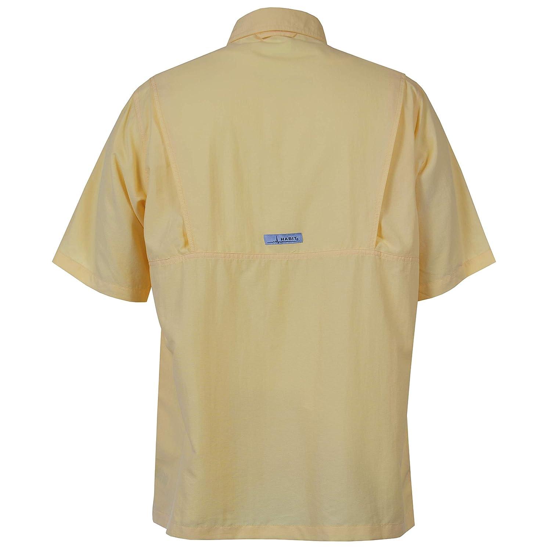 HABIT Mens Taku Bay Short Sleeve River Guide Fishing Shirt