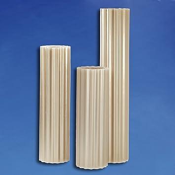 Plancha ondulada de poliéster en rollo, translúcida, color natural, 5000 x 1000 mm: Amazon.es: Bricolaje y herramientas
