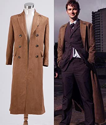 Manteau long doctor who