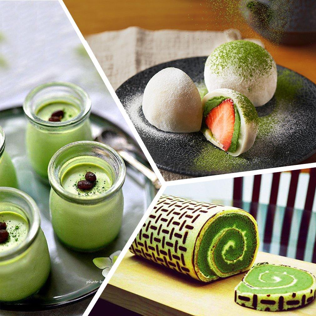 Tmatcha Japanese Matcha Green Tea Powder 5lb - USDA Organic - Culinary Grade Matcha Powder for Wholesale by Tmatcha (Image #4)