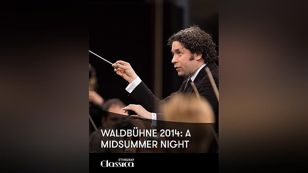 Waldbühne 2014: A Midsummer Night