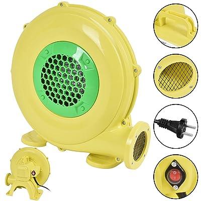 Ventilateur soufflerie Chateau gonflable souffleur pompe à air 480W