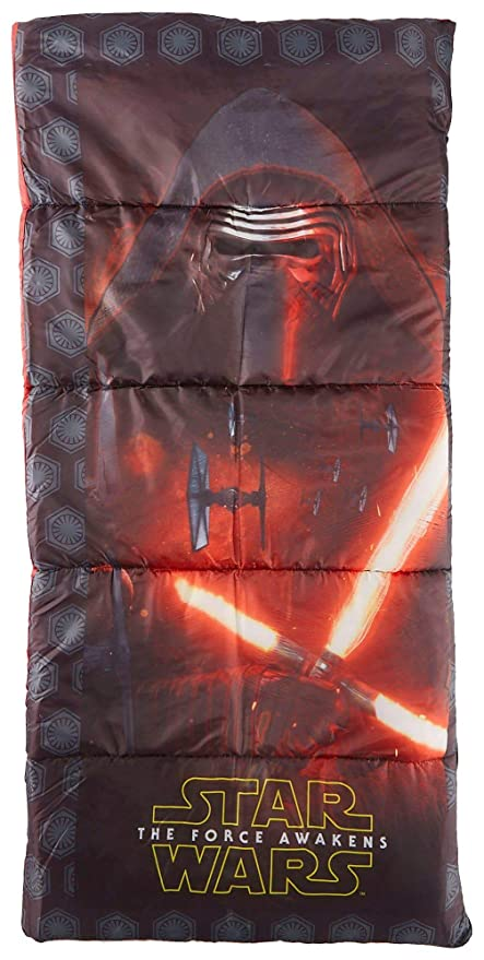 Buy Star Wars 7 The Force Awakens Kids Camp Sleeping Bag Online At