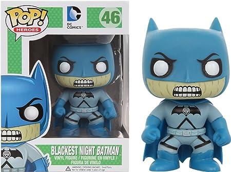 Funko 3635 – Figura de Vinilo DC Comics Batman, versión Blackest Night: Amazon.es: Juguetes y juegos
