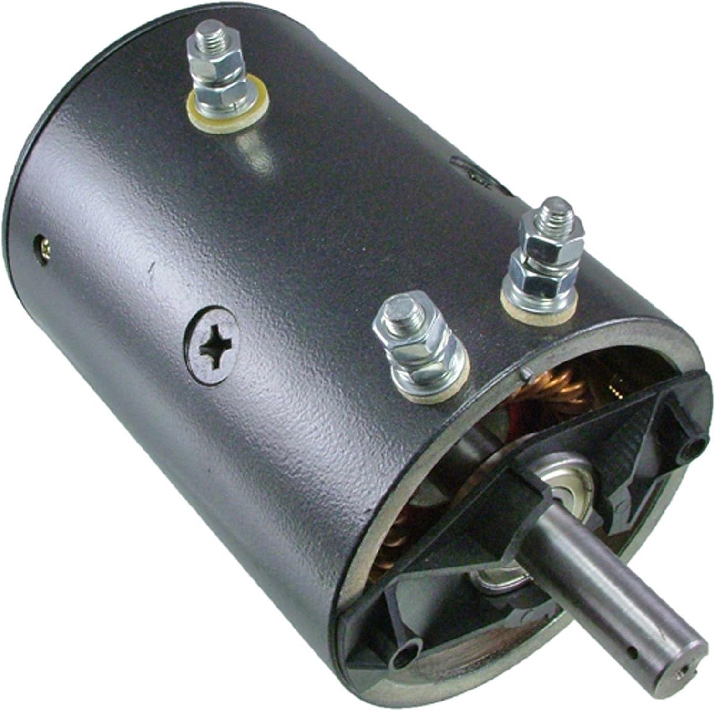 New Winch Motor Warn M-1900 458058 11212449 25314 MRVB4 MRVB5 MRVB7