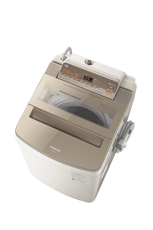 独創的 パナソニック 10.0kg 10.0kg 全自動洗濯機 NA-FA100H6-W 泡洗浄W ホワイト NA-FA100H6-W B07CZ39M2Z ブラウン パナソニック ブラウン, 北檜山町:ea7e9915 --- phcontabil.com.br