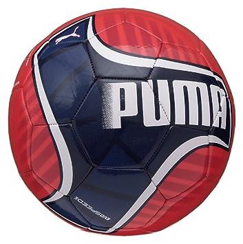 PUMA 082327 03 Evospeed 5.3 - Balón (tamaño 4), Color Rojo, Azul y ...