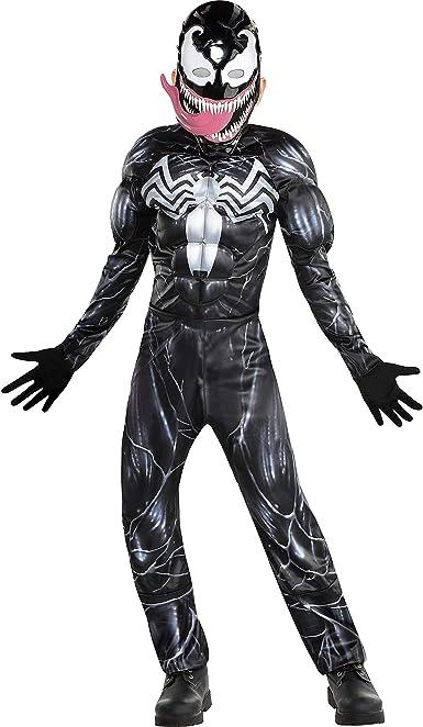 Venom 2020 Halloween Costume Amazon.com: Party City Venom Halloween Costume for Boys, Venom 2