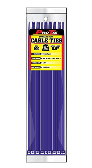 Pro corbata Ac8Sd100 (Assorted color deber estándar Color bridas ...