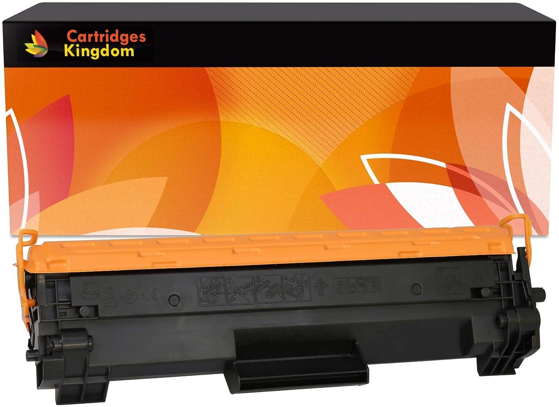 Cartridges Kingdom Cartucho de tóner láser Compatible con HP ...