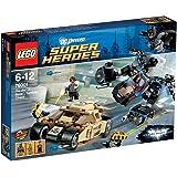 LEGO Super Heroes - DC Comics: El Murciélago vs. Bane: Persecución (76001)