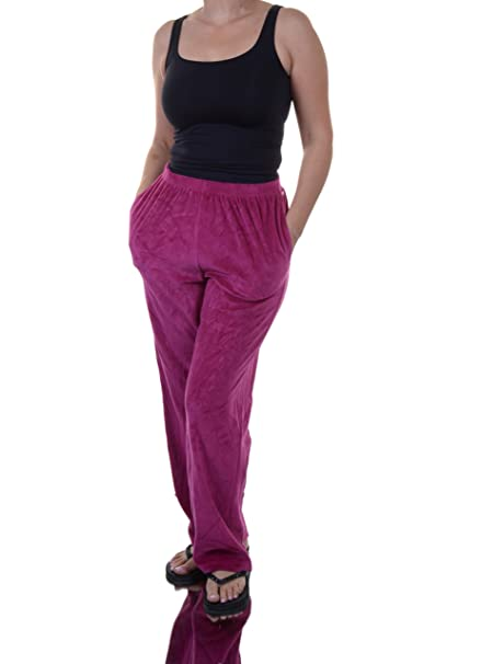 ff625592b2b18 Image Unavailable. Image not available for. Color  Alfred Dunner Petite Pant  Raspberry Size 18p