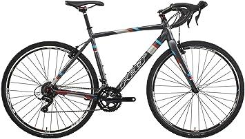 Felt F95X - Bicicletas ciclocross - gris Tamaño del cuadro 55 cm 2016: Amazon.es: Deportes y aire libre