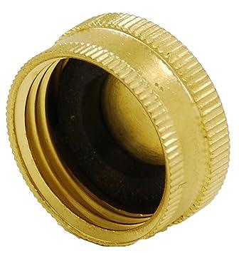 Amazoncom Gilmour Brass Hose Caps 05HCC Garden Hose Parts