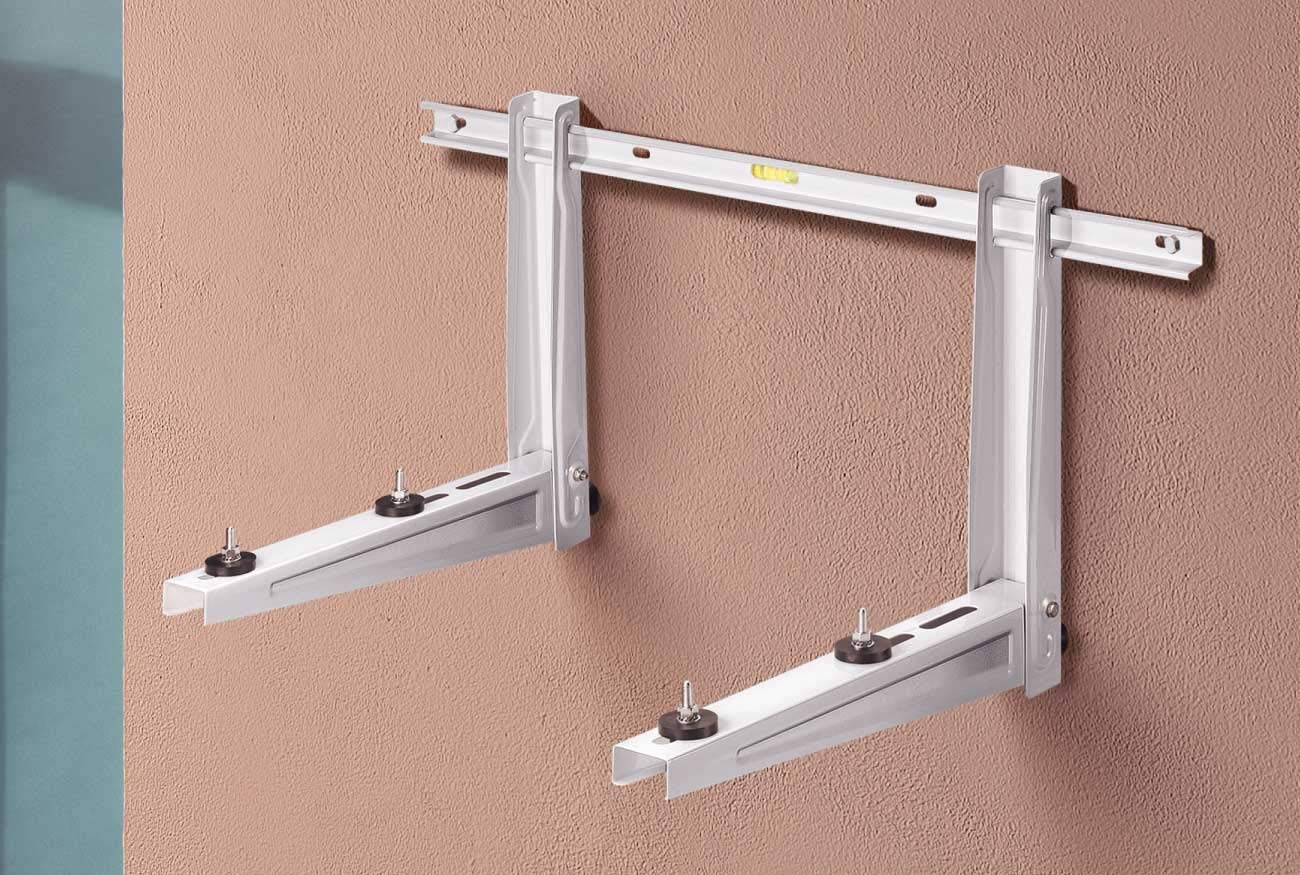 Easy Fit Condensor Hot Air Conditioning Bracket Attached with a Crossbar Kit