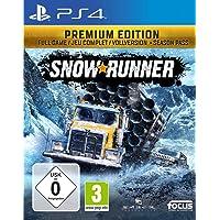 SnowRunner - Premium Edition (PS4)