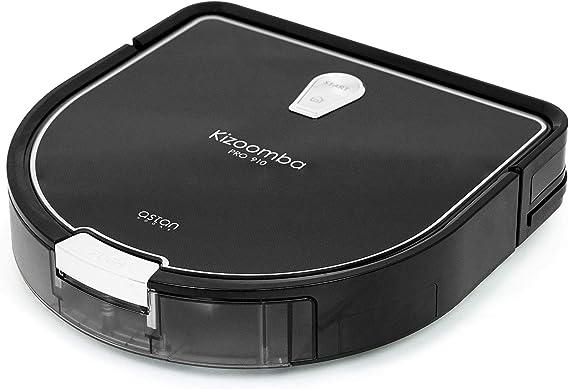 Astan Hogar Kizoomba Pro 910 Robot Aspirador UltraCompacto 4 en 1 ...